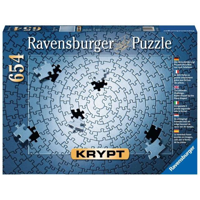 Obrázek produktu Ravensburger 15964 Puzzle Krypt Silver, 654 dílků
