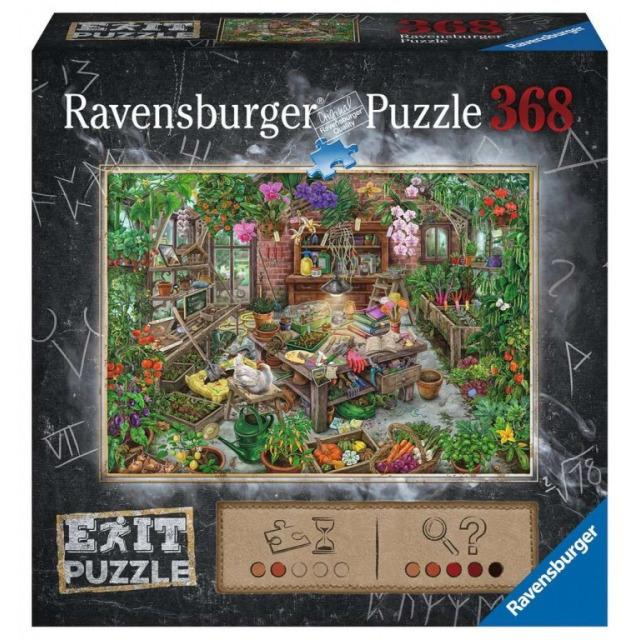 Obrázek produktu Ravensburger 16483 Exit Puzzle: Skleník 368 dílků