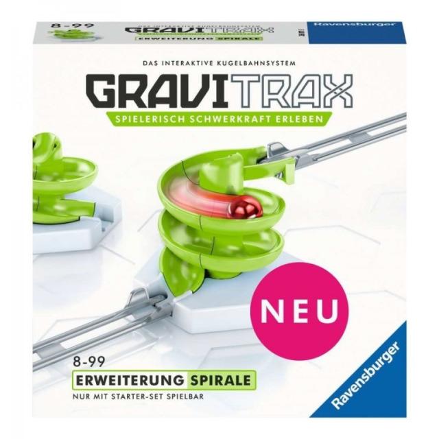 Obrázek produktu GraviTrax Rozšiřující sada Spirála, Ravensburger 26886