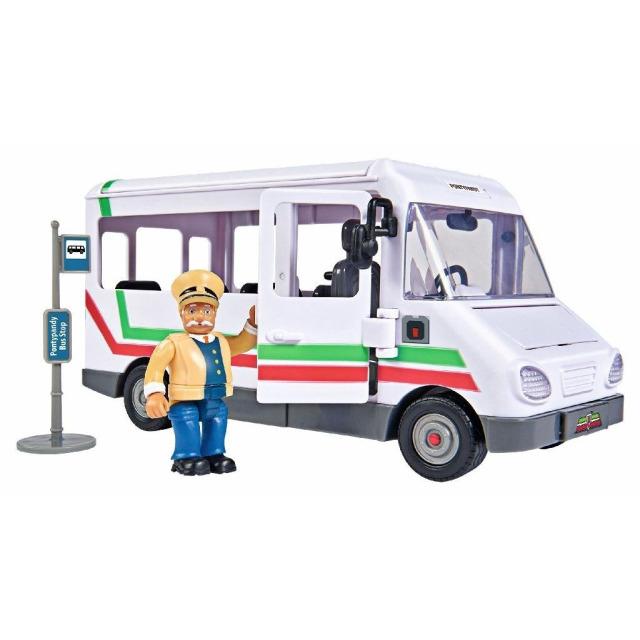 Obrázek produktu Požárník Sam Trevorův autobus 21 cm