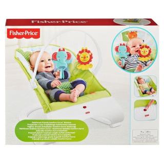 Obrázek 1 produktu Fisher Price Pohodlné sedátko, Mattel CJJ79