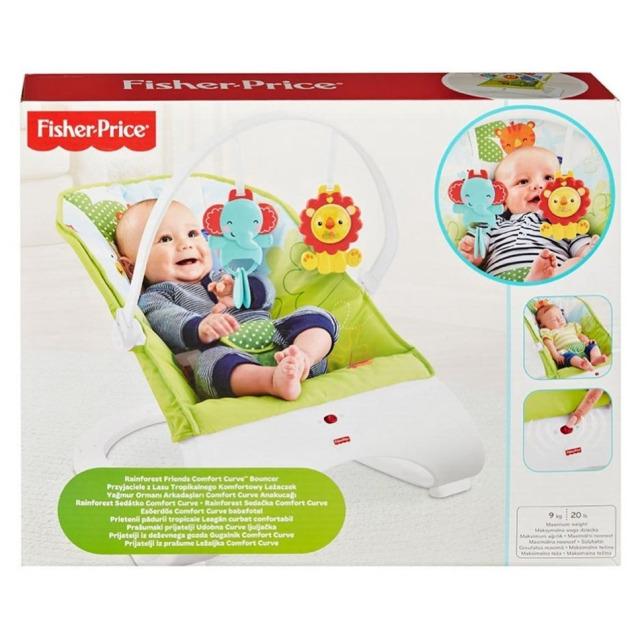 Obrázek produktu Fisher Price Pohodlné sedátko, Mattel CJJ79