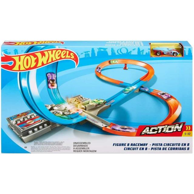 Obrázek produktu Mattel Hot Wheels Velká závodní dráha, GGF92