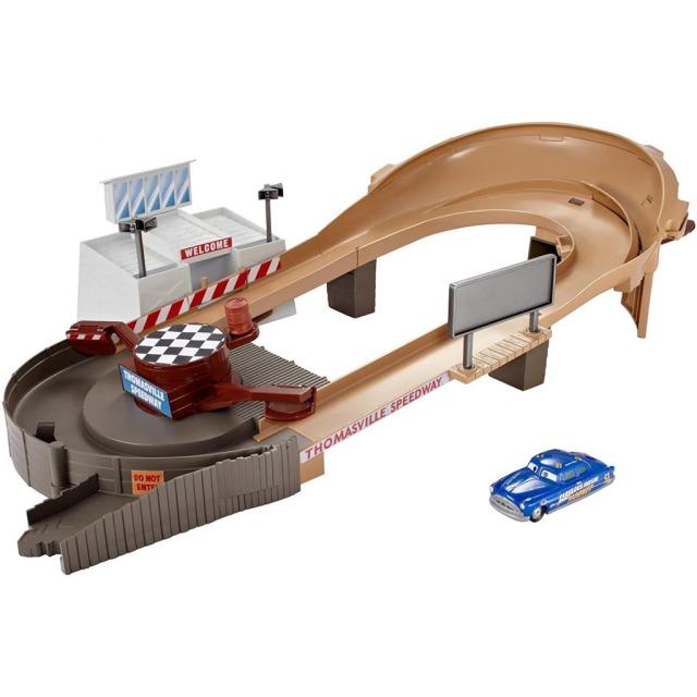 Obrázek produktu Cars 3  Závodní autodráha, Mattel DXY92