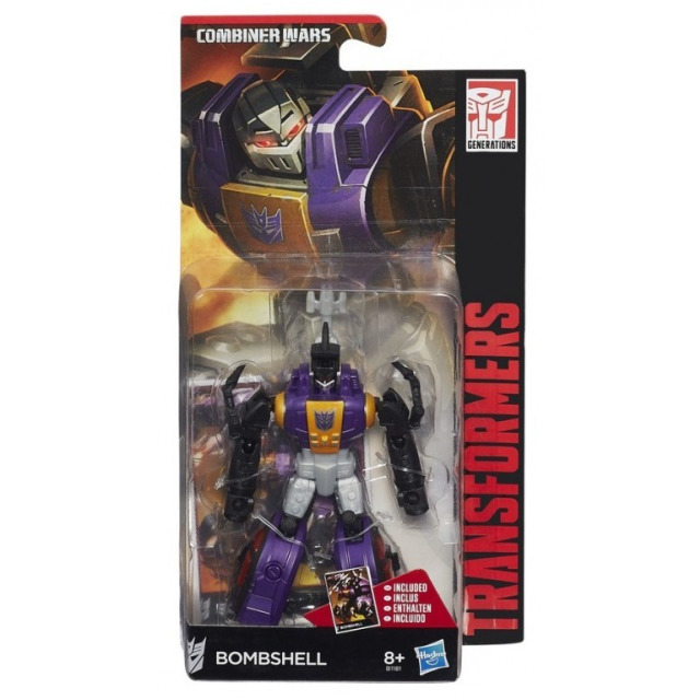 Obrázek produktu Transformers Combiner Wars BOMBSHELL, Hasbro B1181