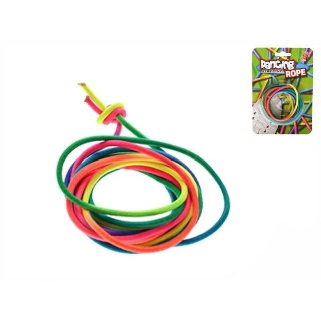 Obrázek produktu Guma na skákání dancing rainbow 3m