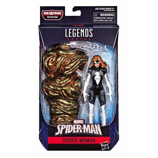 Obrázek produktu Spiderman Legends Series prémiová figurka Marvels Spider-Woman, Hasbro E3959