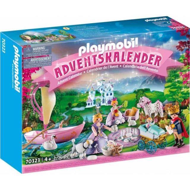 Obrázek produktu Playmobil 70323 Adventní kalendář Královský piknik