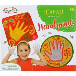 Obrázek 1 produktu Výrobek ze sádry - otisk ruky
