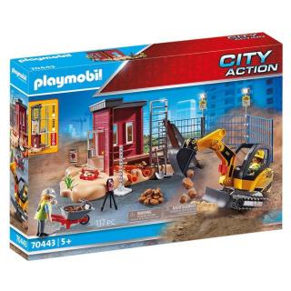 Obrázek 1 produktu Playmobil 70443 Minibagr