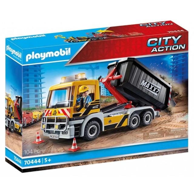Obrázek produktu Playmobil 70444 Nákladní vůz s výměnnou nástavbou