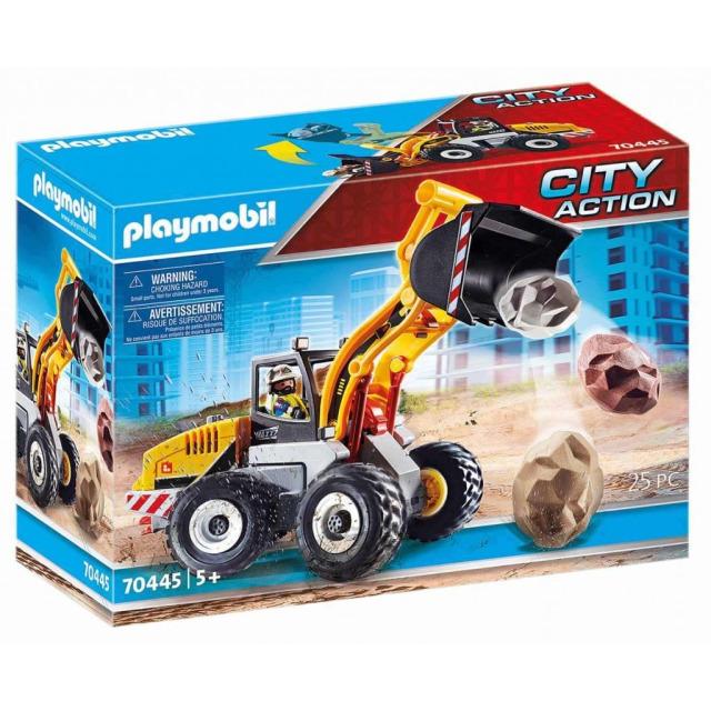 Obrázek produktu Playmobil 70445 Kolový nakladač