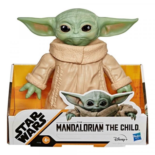 Obrázek produktu Star Wars Baby figurka Yoda 15 cm, Hasbro F1116