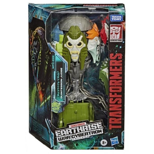Obrázek produktu Transformers Generations Voyager QUINTESSON JUDGE, Hasbro E7165