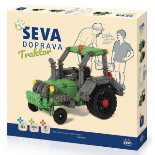 Obrázek 1 produktu SEVA Doprava Traktor 384 dílků