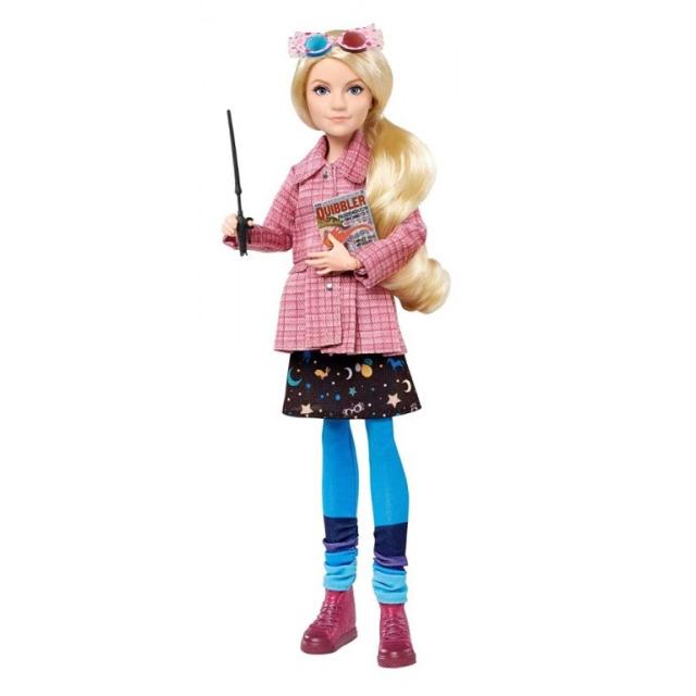 Obrázek produktu Mattel Harry Potter Lenka Láskorádová 25cm, GNR32