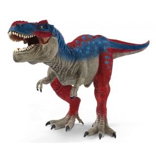 Obrázek 1 produktu Schleich 72155 Tyrannosaurus Rex s pohyblivou čelistí BLUE EXCLUSIVE!