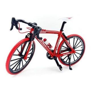 Obrázek 1 produktu Jízdní kolo kovové 22 cm červené, Wiky