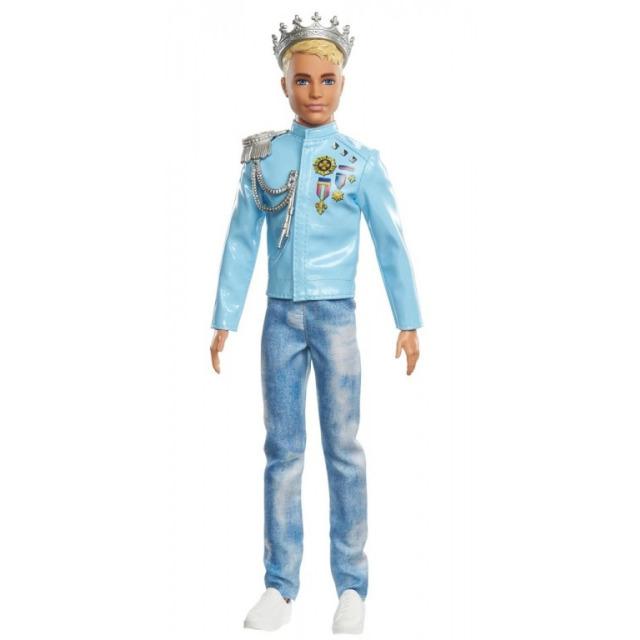 Obrázek produktu Barbie Adventure Princ, Mattel GML67