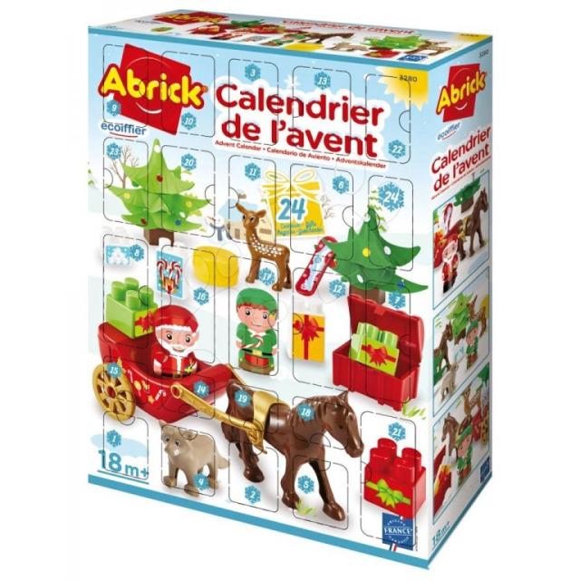 Obrázek produktu Abrick 3280 Adventní kalendář