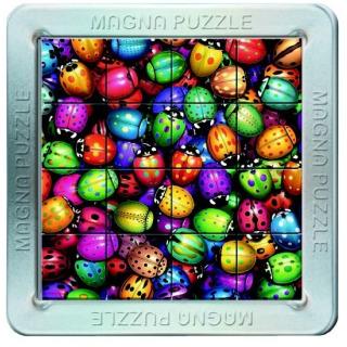 Obrázek 1 produktu Piatnik 3D Magnetické puzzle Berušky