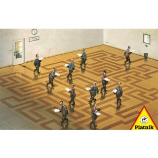 Obrázek 1 produktu Piatnik Puzzle Úřední cesta 1000 dílků