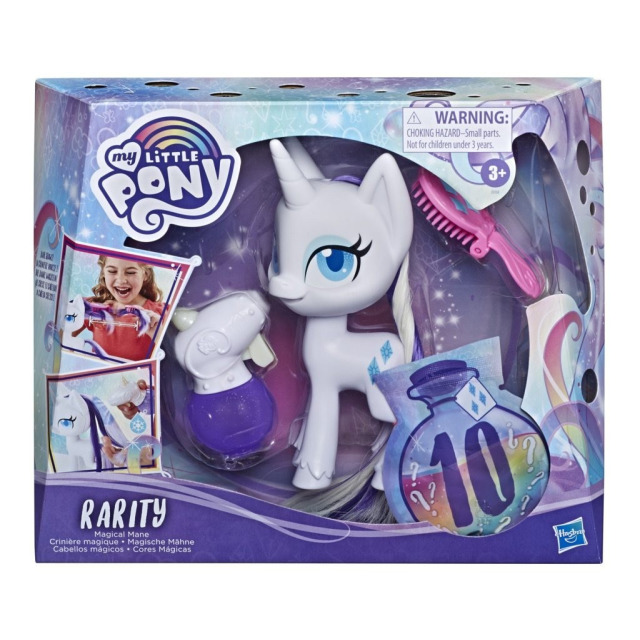 Obrázek produktu MLP My Little Pony Kouzelná hříva Rarity, Hasbro E9104