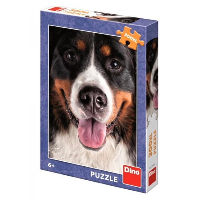 Obrázek produktu DINO Puzzle Bernský salašnický pes 300 dílků XXL