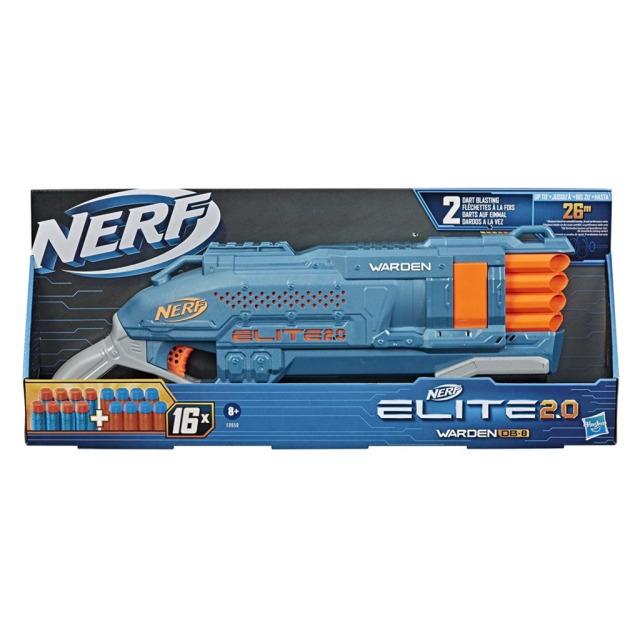 Obrázek produktu NERF Elite 2.0 WARDEN DB-8 Pistole