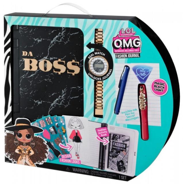 Obrázek produktu MGA L.O.L. SURPRISE OMG módní deník