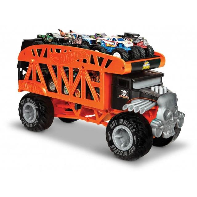 Obrázek produktu Hot Wheels® Monster Trucks Přeprava trucků, Mattel GKD37