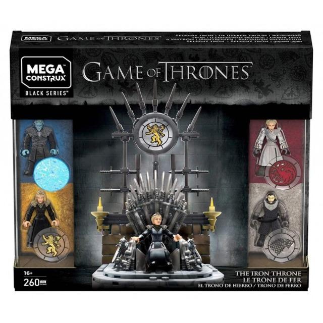 Obrázek produktu Mega Bloks Hra o trůny Železný trůn, Mattel GKM68
