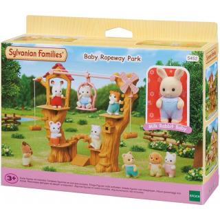 Obrázek 1 produktu Sylvanian Families 5452 Dětské Lanové prolézačky