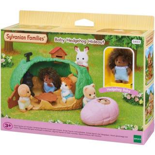 Obrázek 1 produktu Sylvanian Families 5453 Domeček pro ježky