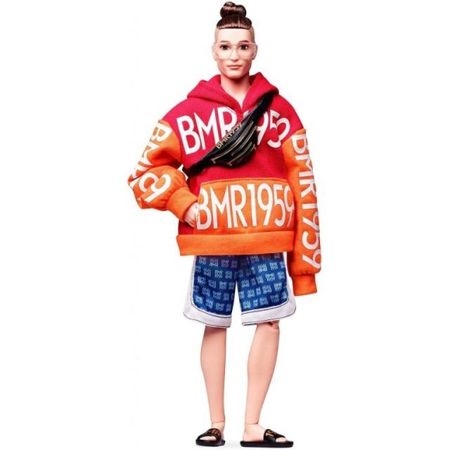 Obrázek produktu Barbie Sběratelská BMR1959 Ken s drdolem módní DeLuxe, Mattel GHT93
