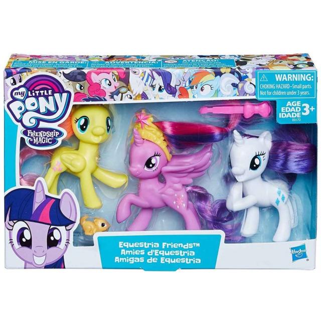 Obrázek produktu MLP My Little Pony Pony Kamarádky, Hasbro E0172