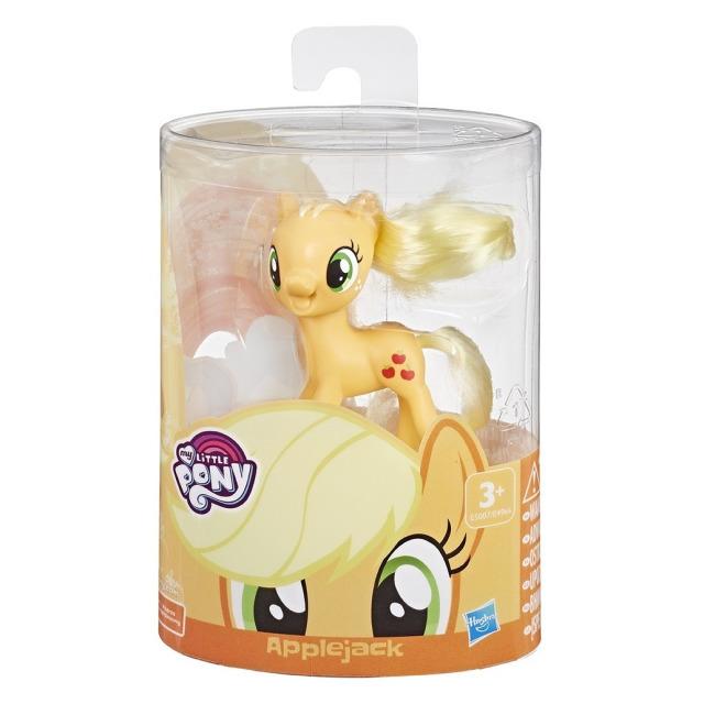 Obrázek produktu MLP My Little Pony Poník Applejack, Hasbro E5007/E4966