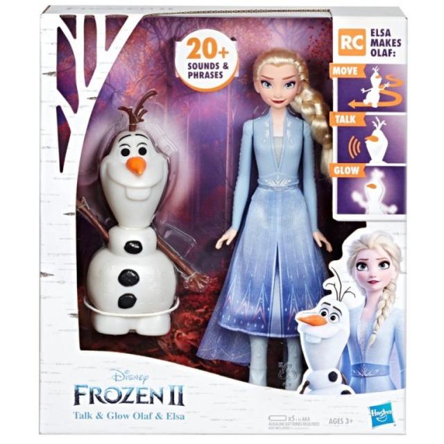 Obrázek produktu Frozen Ledové království 2 Olaf a Elsa, Hasbro E5508