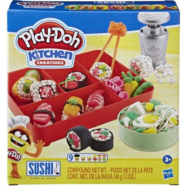 Obrázek produktu Play Doh Hrací sada sushi, Hasbro E7915