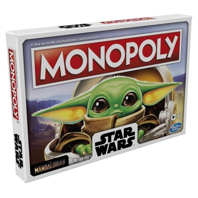 Obrázek produktu Hasbro Monopoly The Child, F2013