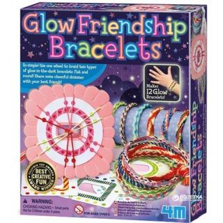 Obrázek 1 produktu 4M Výroba náramků přátelství svítících ve tmě