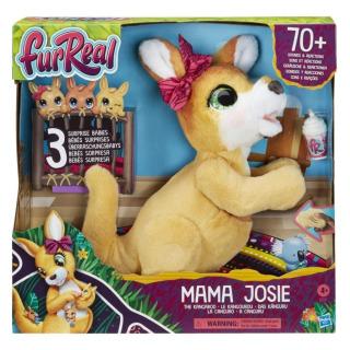 Obrázek 1 produktu FurReal Friends Klokanice Josefínka, Hasbro E6724