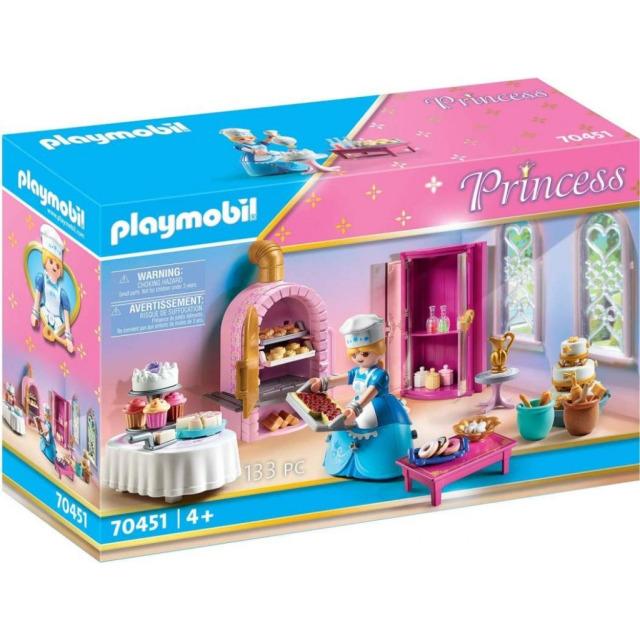 Obrázek produktu Playmobil 70451 Zámecká cukrárna