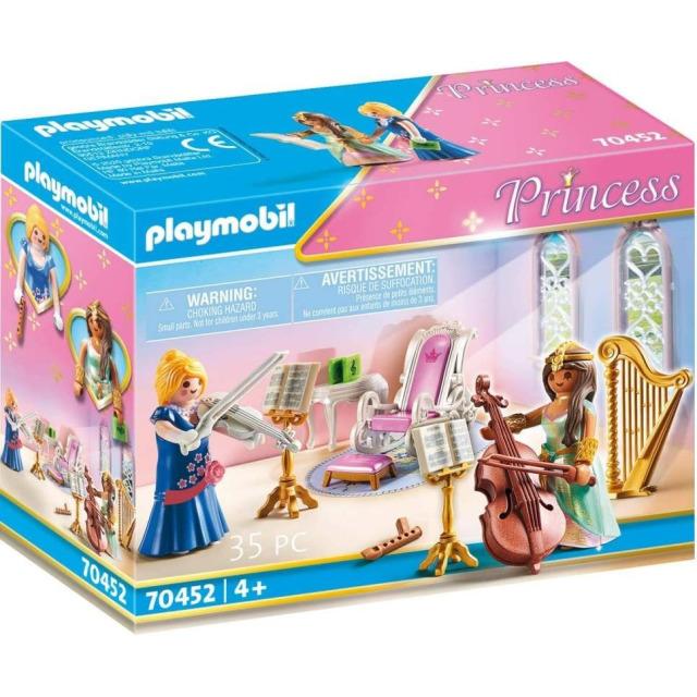 Obrázek produktu Playmobil 70452 Hudební pokoj