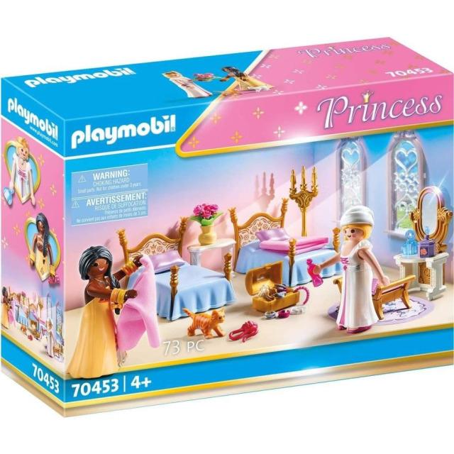 Obrázek produktu Playmobil 70453 Královská ložnice