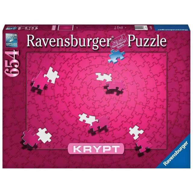 Obrázek produktu Ravensburger 16564 Puzzle Krypt Pink, 654 dílků