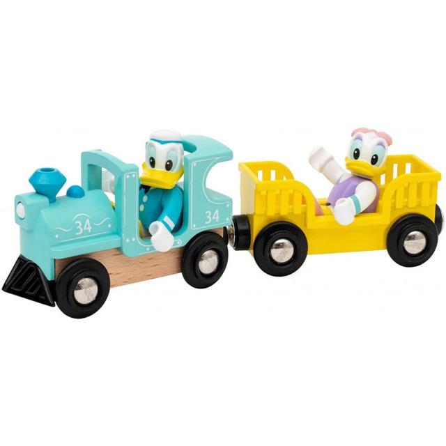 Obrázek produktu BRIO 32260 Vláček Donalda a Daisy