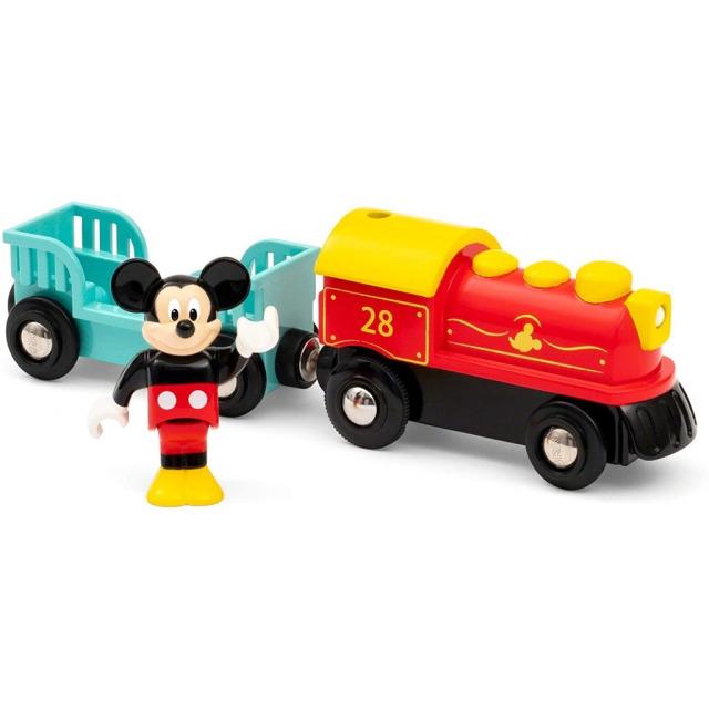 Obrázek produktu BRIO 32265 Vlak na baterie Myšáka Mickeyho