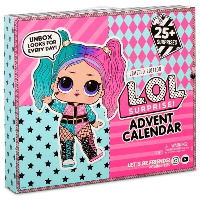 Obrázek produktu MGA L.O.L. Surprise Obleček na každý den, 25 překvapení