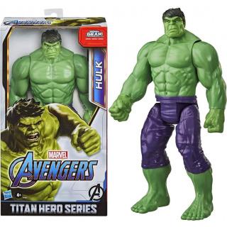 Obrázek 1 produktu Hasbro Avengers Titan Hero DeLuxe HULK 30cm, E7475